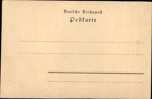 Ak Wrocław Breslau Schlesien, Liebichshöhe 1