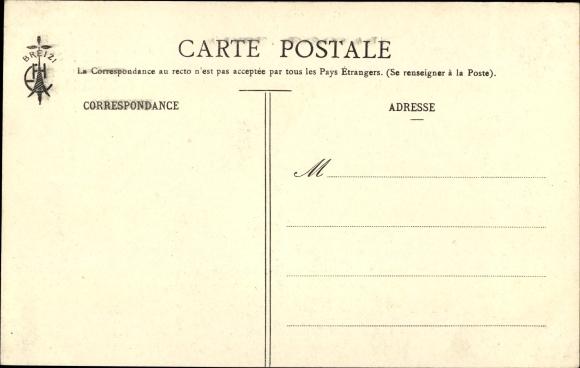 Künstler Ak Les Chansons de Botrel, La Paimpolaise, Le Brave Islandais, bretonische Küste 1