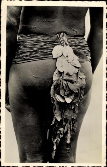 Ak Elfenbeinküste, Parure de femme Bobo 0