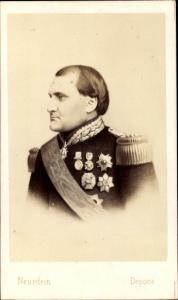 Carte de Visite Prince Napoleon Bonaparte