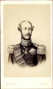 Carte de Visite Duc d'Orleans