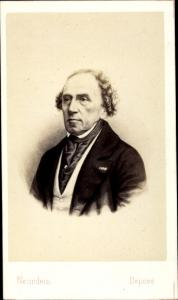 Carte de Visite Komponist Giacomo Meyerbeer