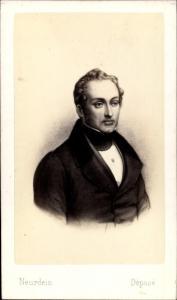 Carte de Visite Komponist Vincenzo Bellini