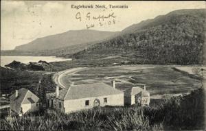 Ak Tasmanien Australien, Eaglehawk Neck