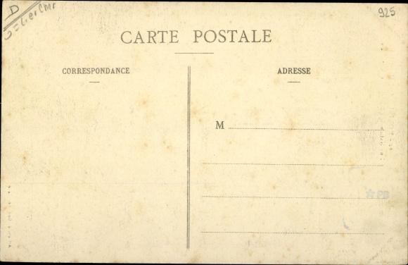 Ak Montrichard Loir et Cher, Rue Nationale, Maisons du XVe Siècle 1