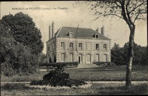 Ak Marcilly-en-Villette Loiret, Les Chapelles