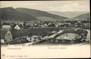 Ak Sobieszów Hermsdorf Kynast Riesengebirge Schlesien, Panorama