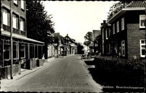 Ak Zeddam Gelderland Niederlande, Benedendorpsstraat