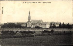 Ak La Salle de Vihiers Maine et Loire, La Communaute