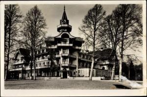 Ak Baarn Utrecht Niederlande, Astoria Chalet
