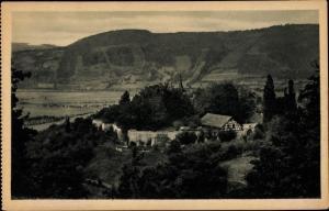 Ak Weißenburg an der Saale Thüringen, Kinderheim des Bezirksverbandes Zwickau, Panorama