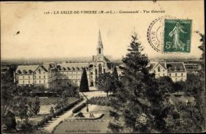 Ak La Salle de Vihiers Maine et Loire, La Communaute, Vue generale