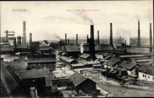 Ak Dortmund im Ruhrgebiet, Eisen und Stahlwerk Union