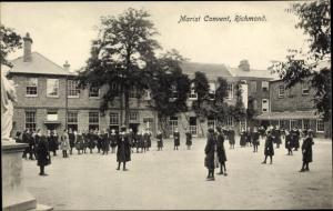 Ak Richmond London, Marist Convent