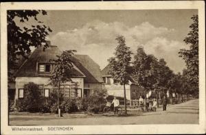 Ak Doetinchem Gelderland, Wilhelminastraat