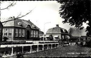 Ak Thesinge Groningen, Geref. School