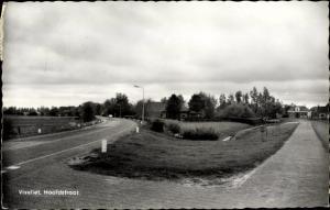 Ak Visvliet Groningen, Hoofdstraat