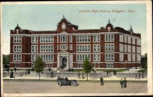 Ak Memphis Tennessee, Central High School