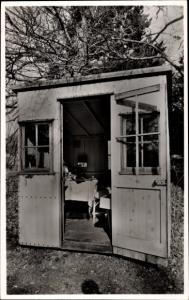 Ak Ayot Saint Lawrence Hertfordshire England, Bernard Shaw's House, The Garden Hut