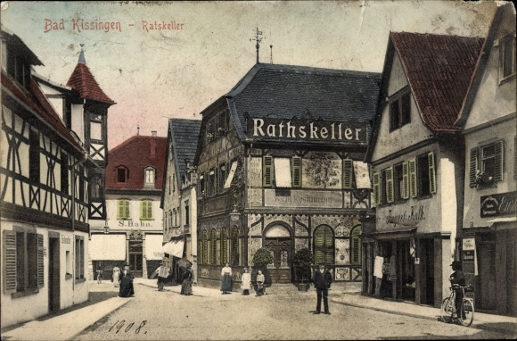 Ratskeller Bad KiГџingen