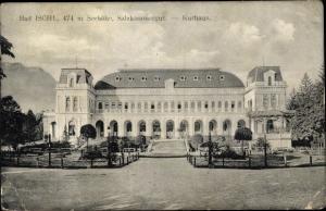 Ak Bad Ischl in Oberösterreich, Kurhaus