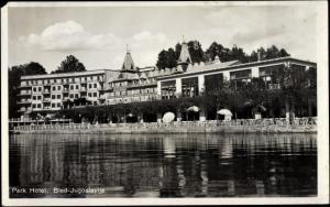 Ak Slowenien, Bled-Jugoslavija, Parkhotel