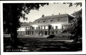 Foto Ak Schloss Rothenhof