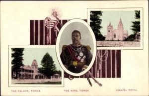 Ak Tonga Ozeanien, King, Chapel Royal, Palace