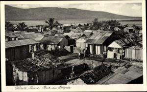 Ak Port au Prince Haiti, Übersicht