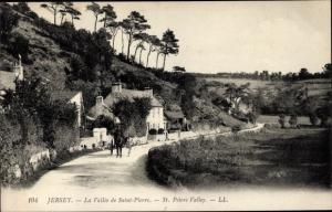 Ak Kanalinsel Jersey, La Valle de Saint Pierre
