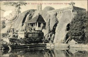 Ak Anuradhapura Sri Lanka, Issaromuni Rock Cut Temple Anuradhapura