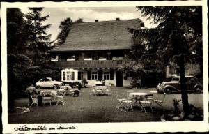 Ak Neusorg in der Oberpfalz, Kellermühle am Steinwald