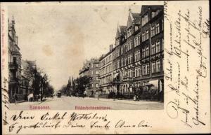 Ak Hannover in Niedersachsen, Hildesheimerstraße