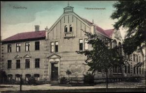 Ak Osterburg in der Altmark, Präparandenanstalt