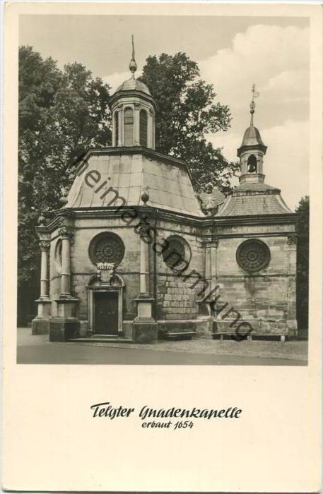 Telgte - Gnadenkapelle - Foto-AK