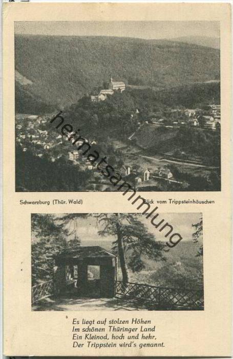 Schwarzburg in Thüringen