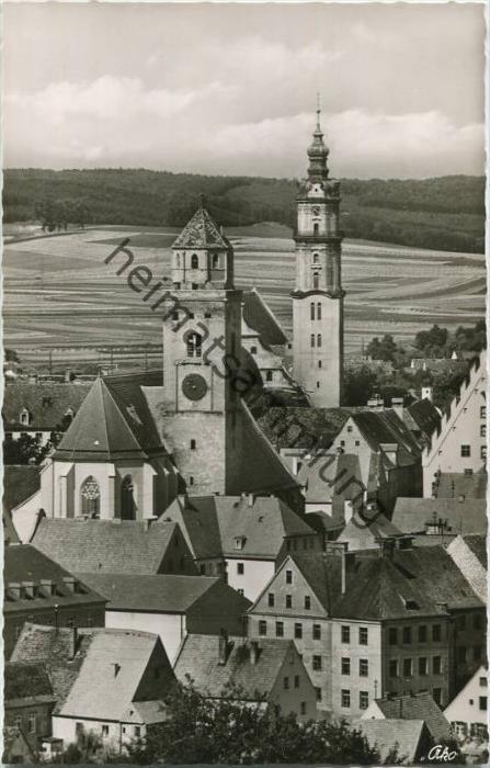 Donauwörth - Foto-AK