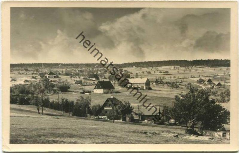 Zinnwald - Foto-AK