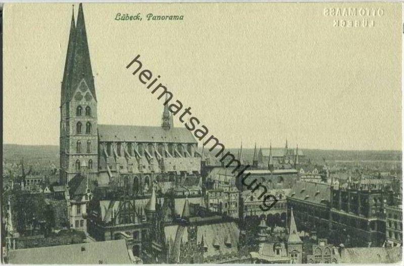 Lübeck - Panorama