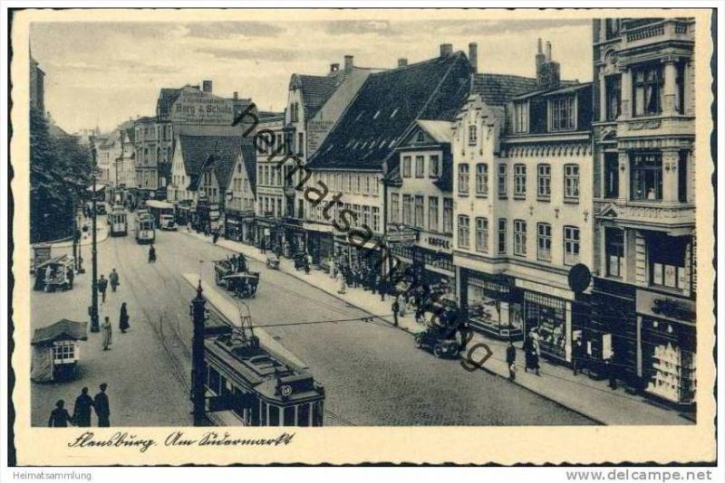Flensburg - Südermarkt