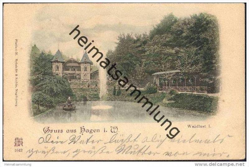 Hotel Pension Waldlust Molln