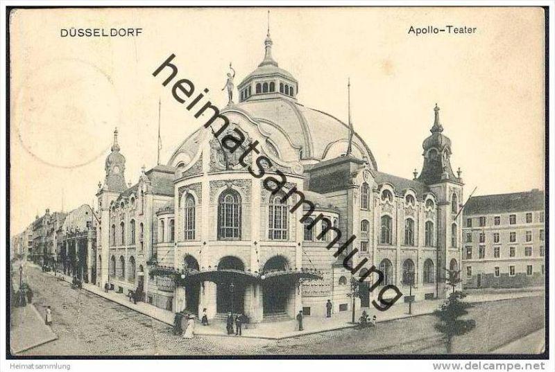 Düsseldorf - Apollo-Theater