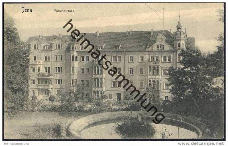 Jena - Marienstrasse