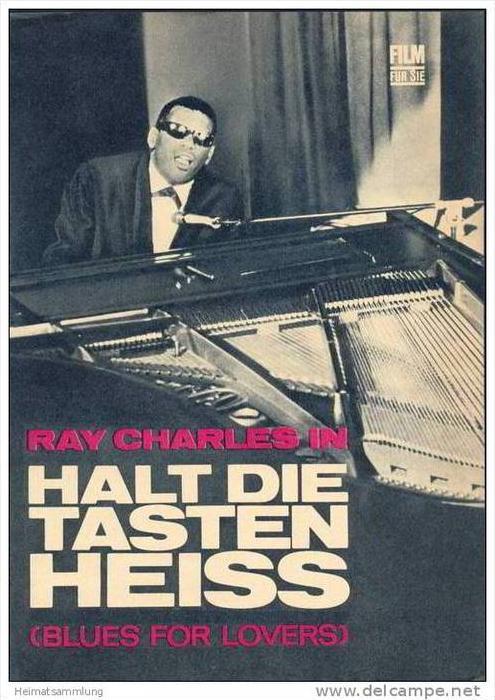 Film für Sie Progress-Filmprogramm 92/68 - Halt die Tasten heiss (Blues for lovers)