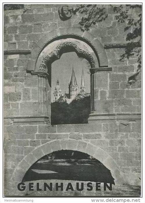 Gelnhausen - Grosse Baudenkmäler - Heft 113 - 1948