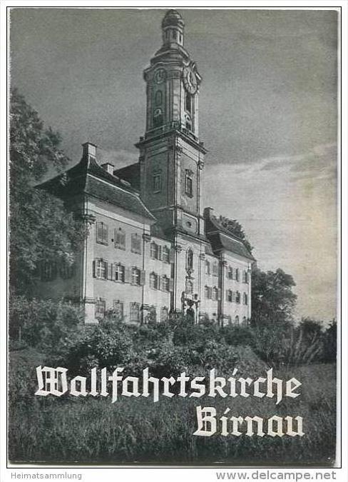 Wallfahrtskirche Birnau am Bodensee - Verlag Schnell & Steiner München - 1950