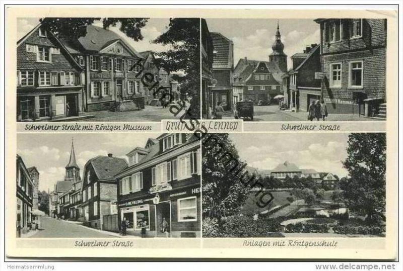 Ak Lichtenfels Verschiedene Ansichten Mit Bamberger