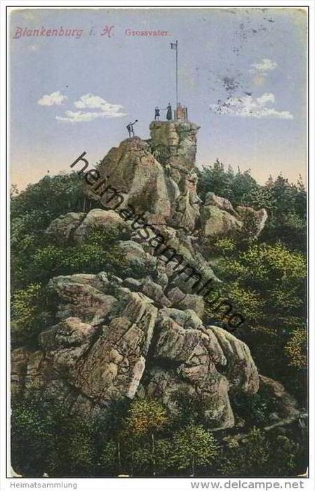 Blankenburg - Grossvater