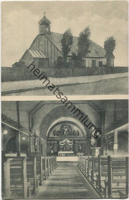 Dortmund-Dorstfeld - Notkirche St. Carl Borromaeus - Verlag A. Plückebaum Dortmund
