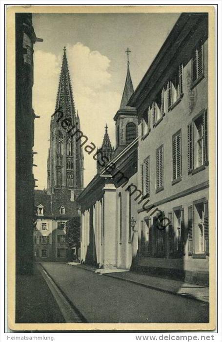 Freiburg - Münster